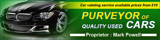 Car Finance Banner Used Car Finance Dealer | Low